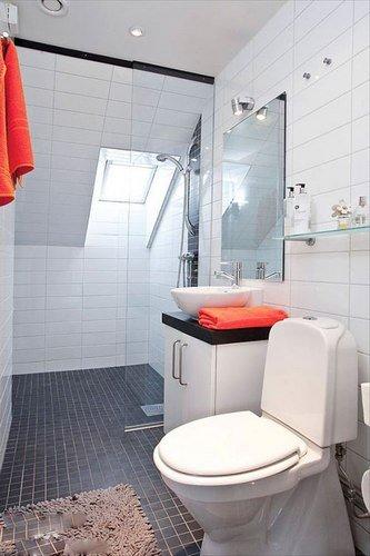 简约现代的卫浴间设计d1301602