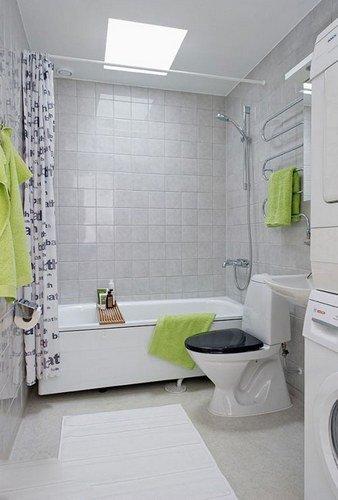 简约现代的卫浴间设计d1301606