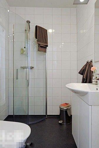 简约现代的卫浴间设计d1301605