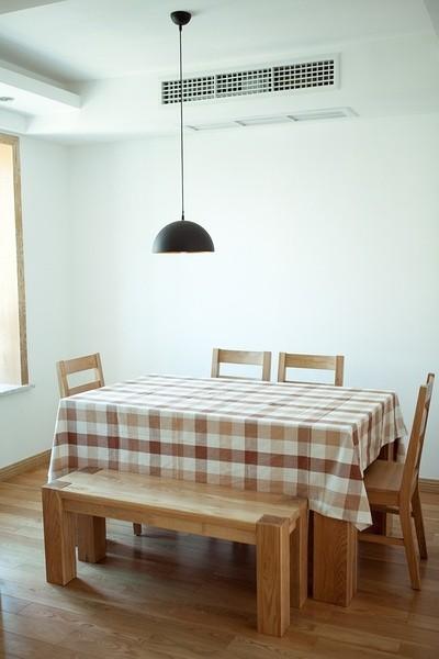 原木日式风格居室设计d130305