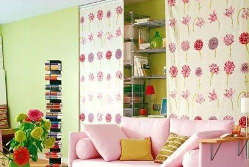 温馨舒适的小户型空间设计d1303705