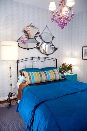 波西米亚风格卧室装饰设计dai1303803