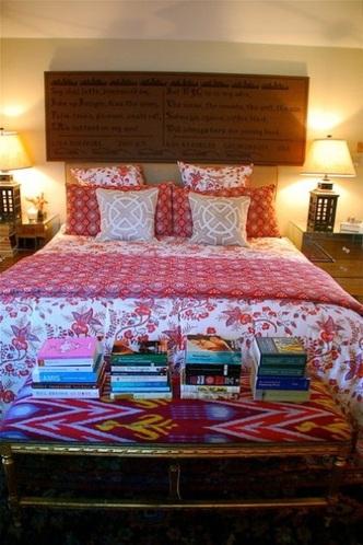 波西米亚风格卧室装饰设计dai1303804