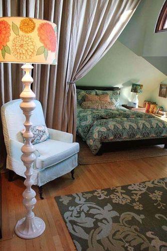 波西米亚风格卧室装饰设计dai1303807