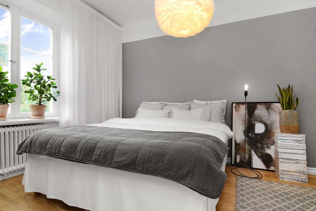郑州效果图公司 室内设计资料 > 清新可人简单明快的北欧风格的室内设