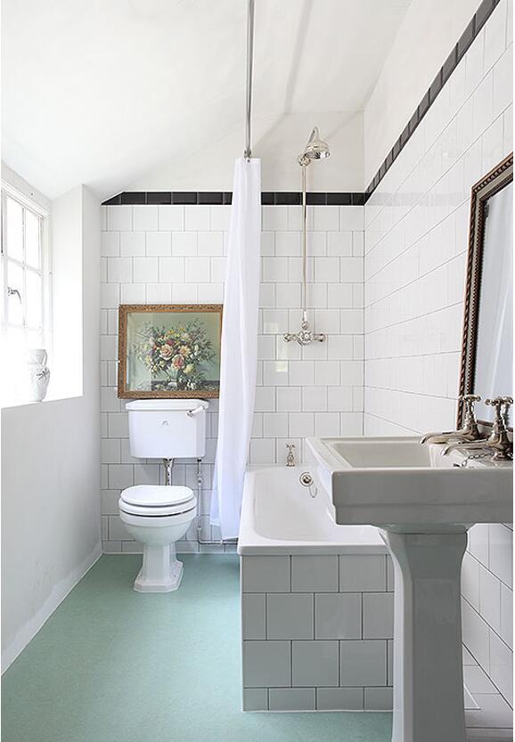 典雅浪漫的欧式风格创意空间设计