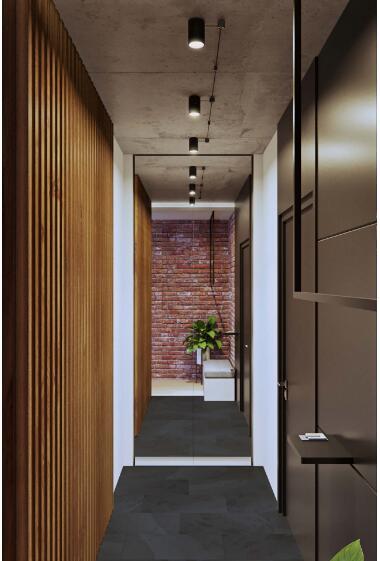 轻工业风室内设计空间05